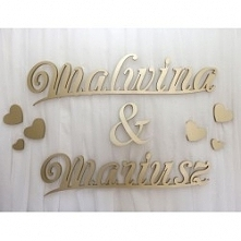 imiona na wesele