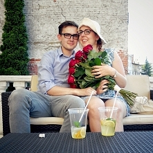 Ania i Damian - podstępne zaręczyny Predylekcyjny Blog