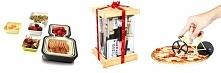 Pomysły na prezent ślubny: zestaw miseczek na przystawki, zestaw do sushi, nóż do pizzy w kształcie roweru