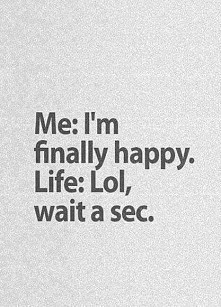 Życie..;-;