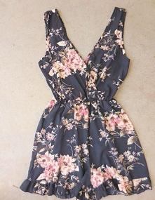 Fajna sukienka na lato :)