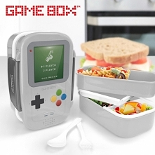Pojemnik śniadanowy, lunchbox dla fana gier. Pojemnik gamebox   gadżety do do...
