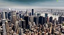 Nowy Jork - panorama miasta...
