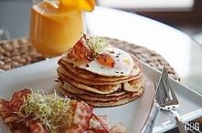Wytrawne naleśniki pancakes