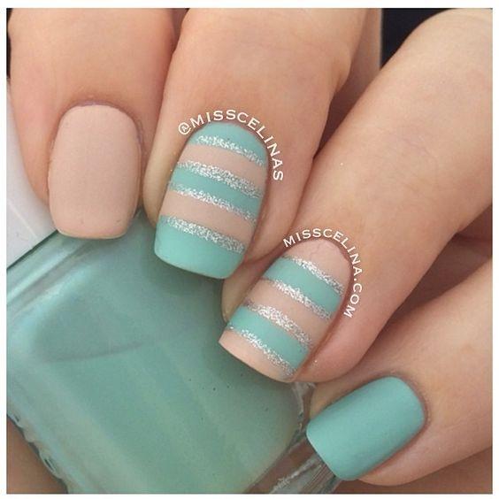 Genialne! Nie za długie, delikatne zdobienie, piękne kolory. Co myślicie?