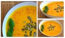 Aksamitna zupa dyniowa