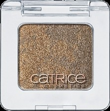 Catrice Metallure  Metaliczny Marmurkowy cień do powiek  Posiadam odcień C03, taki jak na zdjęciu. Cień ma mnóstwo drobinek brokatu które się osypują z powieki. Więc jeżeli chce...