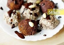 Zdrowe słodycze - trufle z kaszy jaglanej <3