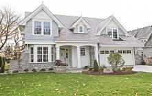 Zobacz jak wygląda bay window czyli wykusz w domu i zainspiruj się! Zapraszam na kolejny wpis z serii 'Amerykański Dom i Wnętrze' na blogu u Pani Dyrektor i mnóstwa in...