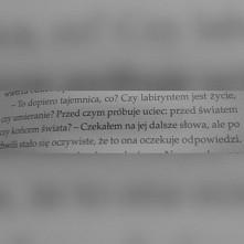 """Cytat z książki : """"Szukając Alaski"""" ♥"""