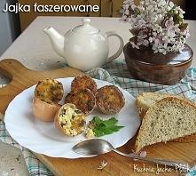 Jajka faszerowane (na ciepło)