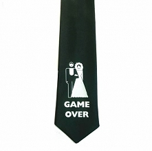 Krawat Game Over :)