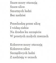 Wiersze Inspiracje Tablica Justina492 Na Zszywkapl