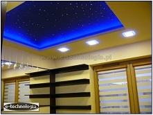 Oświetlenie sypialni firmy ...