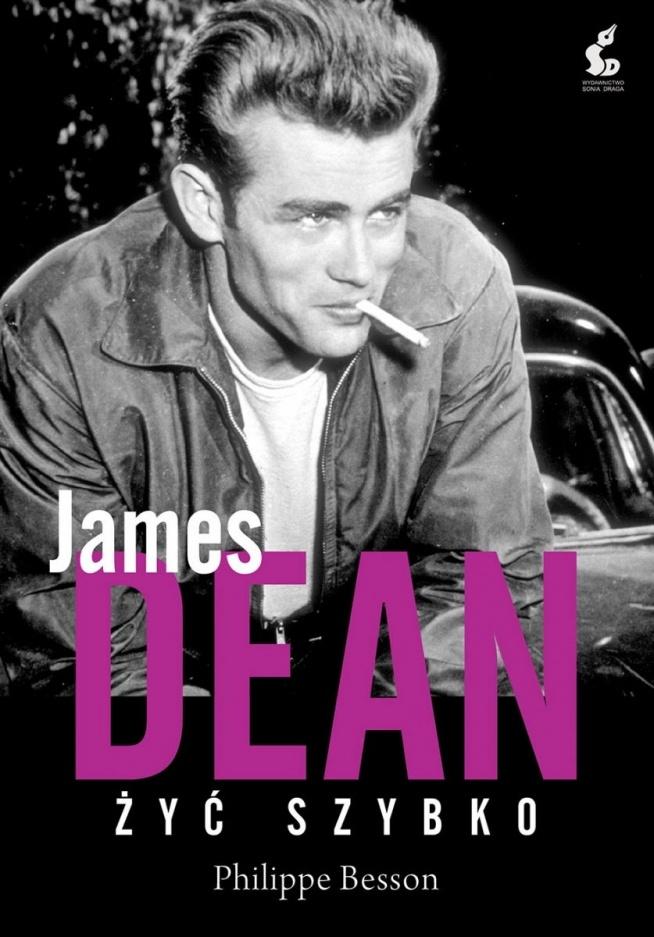 ames Dean to meteor, mit, aktor trzech filmów (Buntownik bez powodu, Na wschód od Edenu, Olbrzym), młodzieniec o anielskiej twarzy, za którą zdaje się kryć także cząstka demona, a Philippe Besson postanowił uchwycić jego osobowość, zbliżyć się do niego, niemal go dotknąć. Wiadomo, że był krótkowidzem, że dorastał bez matki, że otarł się o przestępstwo, że kochał i kobiety, i mężczyzn.