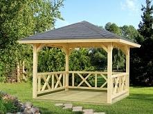 Profesjonalnie montowane altany ogrodowe, idealne do każdego ogrodu.