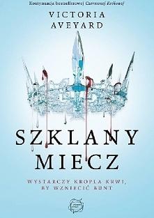 """W kontynuacji bestsellerowej """"Czerwonej Królowej"""" Mare Barrow musi zmierzyć się z mrokiem, który ogarnął jej duszę, stawić czoło bezlitosnemu królowi Mavenowi i własny..."""