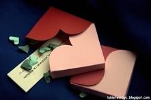 """Pudełko """"serce"""""""