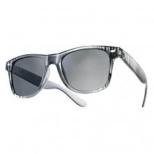 Okulary Strips Szare