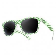 Okulary Dice Zielone