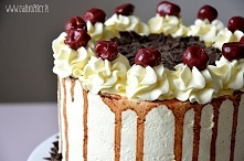 Tort szwarcwaldzki - przepis po kliknięciu na zdjęcie :)