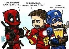 A jak wam się podobał film Deadpool?