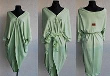 Najnowszy wytwór od turpis - wdzianko a'la nietoperz, kimono