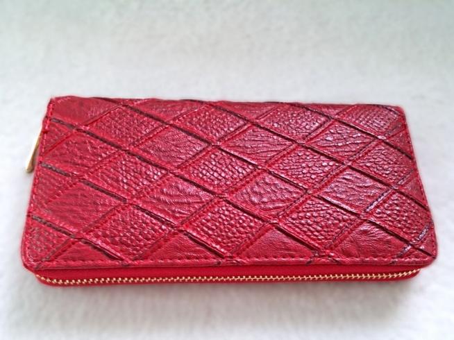 Bardzo pojemny klasyczny czerwony portfel <3  Dostępny po kliknięciu w zdjęcie lub na modoway.pl <3