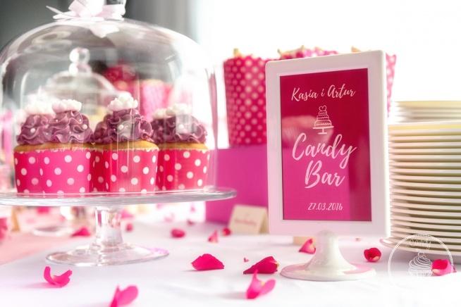 Różany Candy Bar