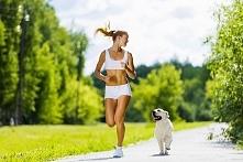 Dobry sposób na bieganie :D Przyjemnie i w towarzystwie zwierzaka, a wy co są...