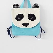 plecak panda dziecięcy od L...