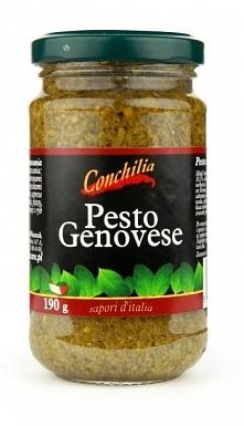 Pesto Genovese - oryginalny włoski sos (190 g) - Conchilla