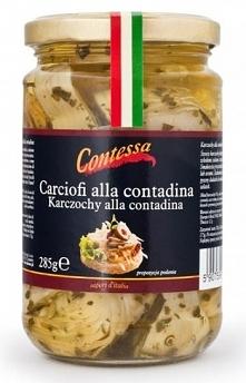 """Karczochy w przyprawach """"alla Contadina"""" (285 g) - Contessa"""