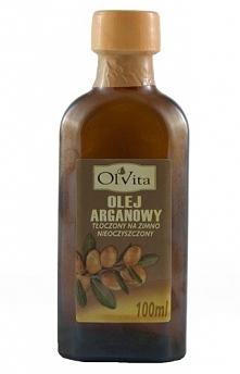 Olej arganowy - nieoczyszczony (pojemność: 100 ml) - Olvita