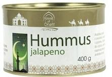 Pasta Hummus Jalapeno (400 g) - House of Orient