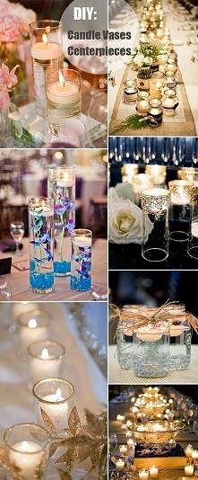świece na wesele :)