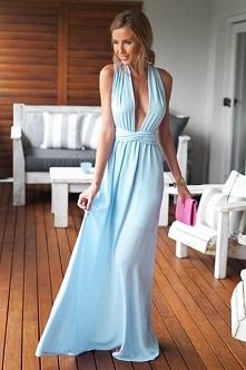 maxi sukienka z noshame