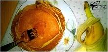 Placuszki bananowo miodowe. Idealne placuszki na śniadanie. Przepis po klikni...