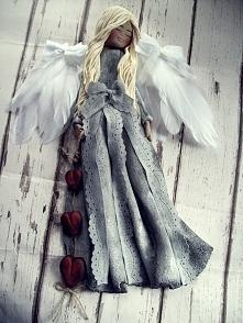 aniol z masy solnej