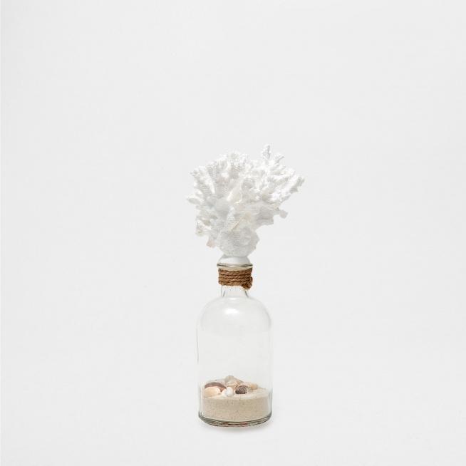 butelka ozdobna do łazienki