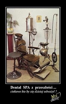 Kto ma ochotę na wizytę w takim gabinecie stomatologicznym? Są jeszcze wolne miejsca!:-D