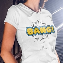 "Koszulka ""BANG"""
