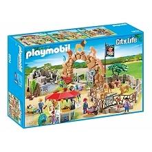 Nowość od Playmobil:)  Zestaw Playmobil 6636 - Moje Duże ZOO - zawiera wiele ciekawych zwierzaków z różnych zakątków świata.  Dzięki Playmobile możesz stworzyć swój własny niesa...
