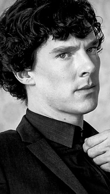 Benedict jako Shelock