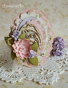 Wielkanocny magnes na lodówkę / Dekoracja