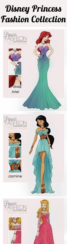 Moda księżniczek