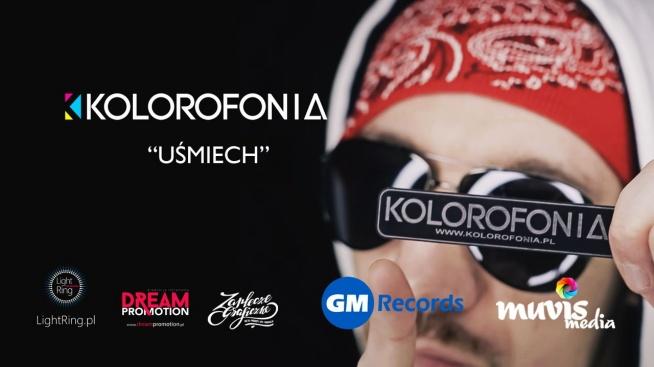"""Oto kolejny teledysk, którym KOLOROFONIA promuje swój wydany w lipcu ubiegłego roku debiutancki album """"PODZIEMNY KANAŁ, CO PROWADZI NA WOLNOŚĆ""""."""