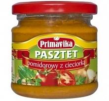 Pasztet pomidorowy z cieciorką (170 g) - Primavika