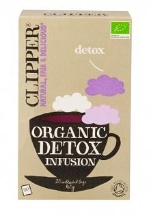 Herbata oczyszczająca organiczna (20 torebek - 50 g) - Clipper