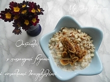 Owsianka z 5 zbóż z figami myownpleasures.blogspot.com
